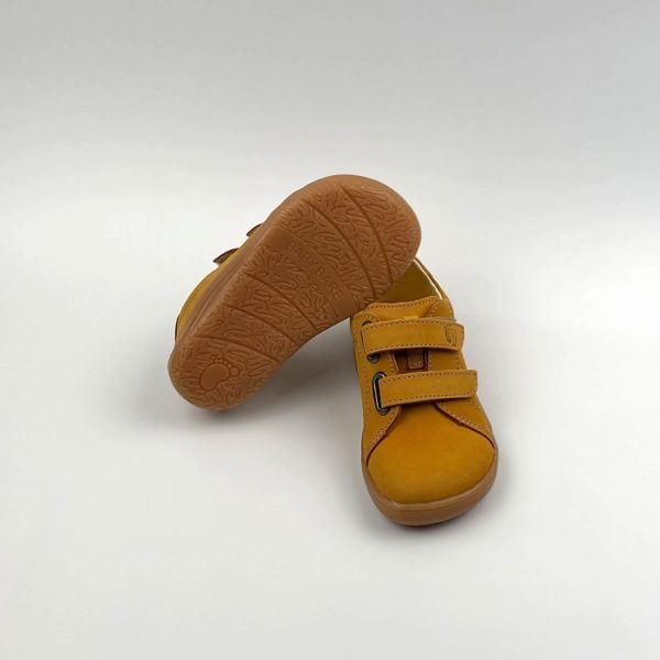 Tildaleins-Shop-Babybareshoes-Febo-spring-mustard-sohle