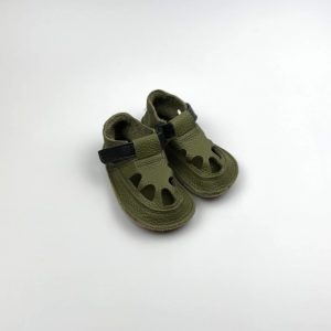 Baby Bare Shoes Summer Perforation Bosco Seitlich