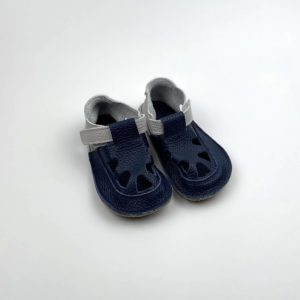 Baby Bare Shoes Summer Perforation Gravel Seitlich