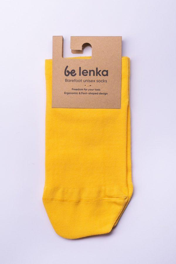 Be Lenka Sneakersocken Gelb