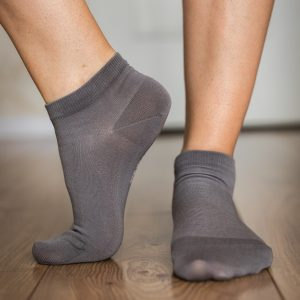 Be Lenka Sneakersocken Grau Seite
