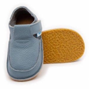 Dodoshoes Schuhe Blau Vorne