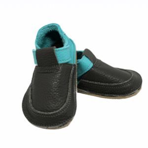 Baby Bare Shoes Outdoor Foggy Vorne
