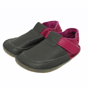 Baby Bare Shoes Outdoor Orchid Seite