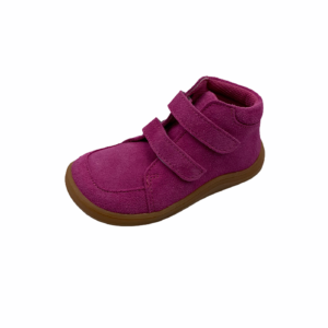 Tildaleins-Shop-baby-bare-shoes-barfussschuhe-febo-fall-membran-fuchsia-seitlich