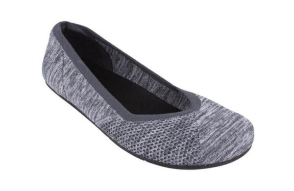 Tildaleins-Shop- xeroshoes-barfussballerinas-pheonix-knit-grey-seitlich