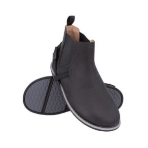 Tildaleins-Shop- xeroshoes-barfusschelseaboot-melbourne-black-seitlich1