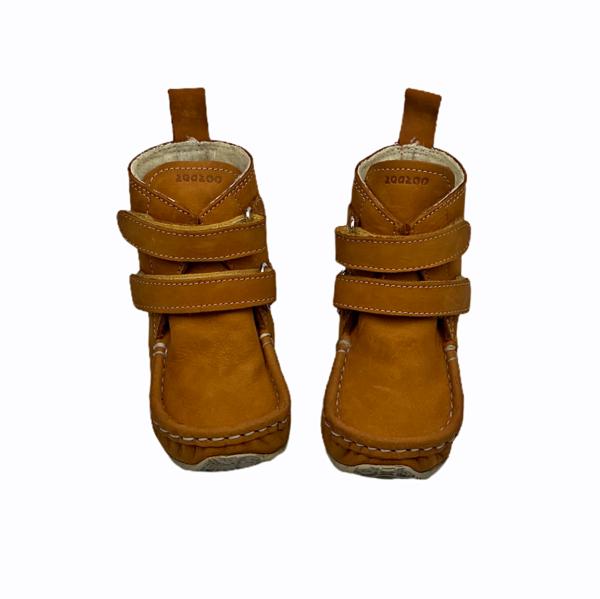 Tildaleins-Shop-zeazoo-winterbarfussschuhe-yeti-camel-vorne