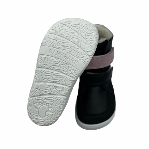 Tildaleins-Shop-baby-bare-shoes-winterbarfussschuhe-febo-winter-sparkle-black-sohle