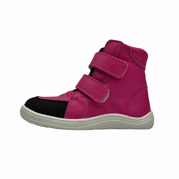 Tildaleins-Shop-baby-bare-shoes-winterbarfussschuhe-febo-winter-fuchsia-seite