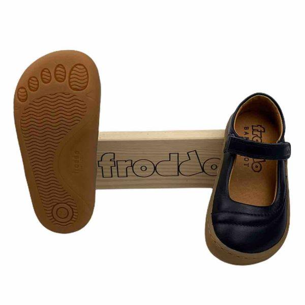 Tildaleins-Shop-froddo-barefoot-ballerinas-dark-blue-sohle