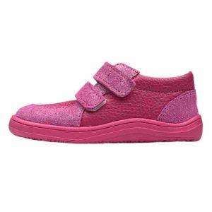Baby Bare Shoes Barfußschuhe Youth Fuchsia Seite