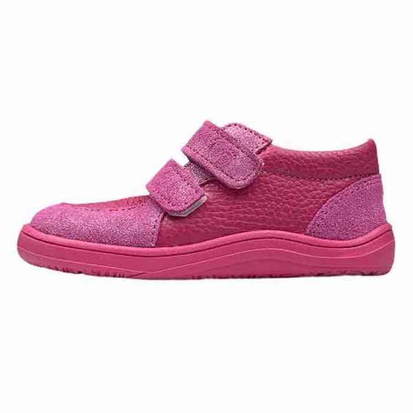 Baby Bare Shoes Barfußschuhe Youth Fuchsia Seite