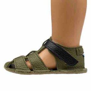 Baby Bare Shoes Barfußsandalen Bosco Seite