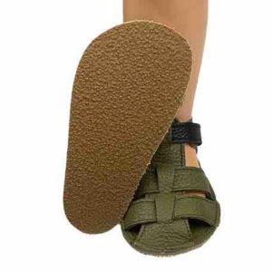 Baby Bare Shoes Barfußsandalen Bosco Sohle