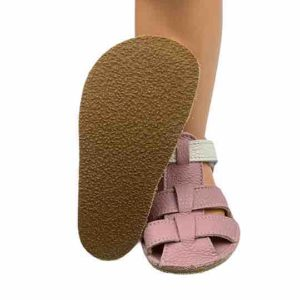 Baby Bare Shoes Barfußsandalen Candy Sohle