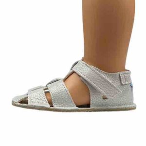 Baby Bare Shoes Barfußsandalen Pearl Seite