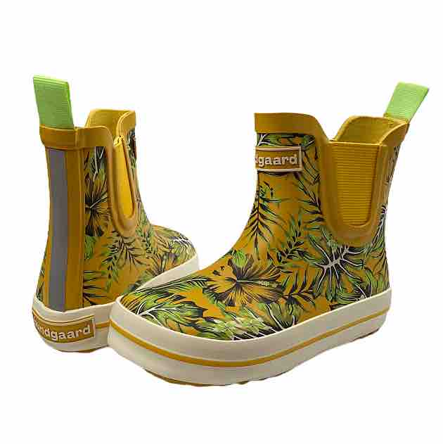 Bundgaard Gummistiefel Tropical Short Hinten