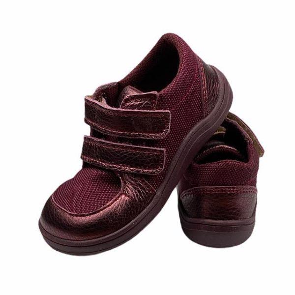 Baby Bare Shoes Barfußschuhe Sneakers Almesia Hinten