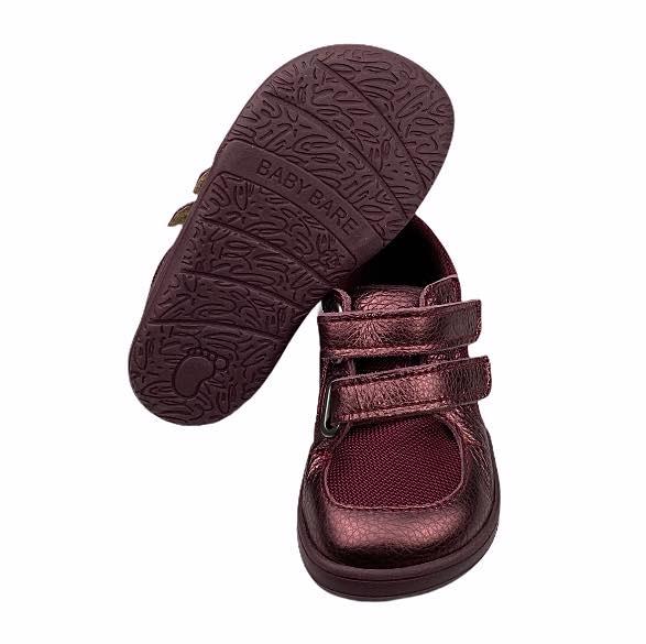 Baby Bare Shoes Barfußschuhe Sneakers Almesia Sohle
