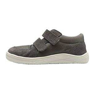 Baby Bare Shoes Barfußschuhe Sneakers Grey Seite