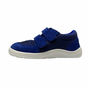 Baby Bare Shoes Barfußschuhe Sneakers Navy Seite