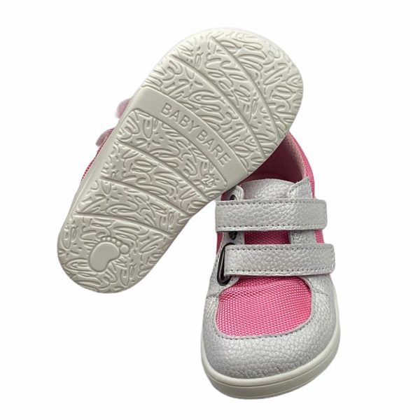Baby Bare Shoes Barfußschuhe Sneakers Watermelon Sohle