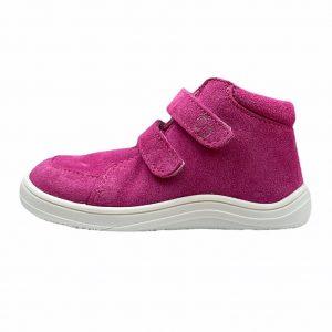 Baby Bare Shoes Barfußschuhe Febo Fall Fuchsia Seite