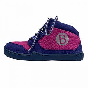 Blifestyle Barfußschuhe Wolf Pink Seite