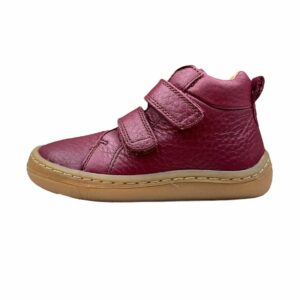 Froddo Barefoot Ankleboots Bordeaux Seite