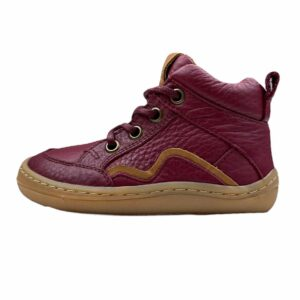 Froddo Barefoot Lace Up Bordeaux Seite