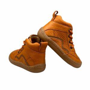 Froddo Barefoot Lace Up Orange Hinten