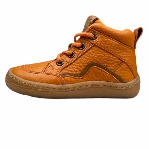 Froddo Barefoot Lace Up Orange Seite