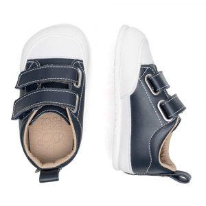 Zapato Feroz Moraira Feroz Azul Oben