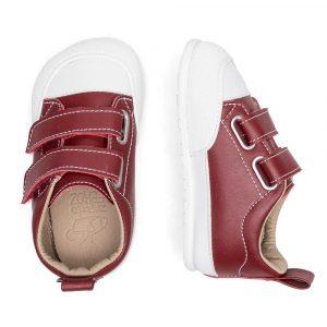 Zapato Feroz Moraira Feroz Rot Oben