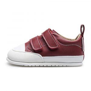 Zapato Feroz Moraira Feroz Rot Seite