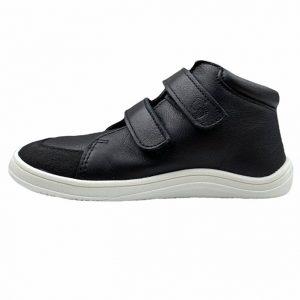 Baby Bare Shoes Barfußschuhe Febo Fall Black Seite