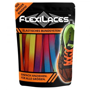 Flexilaces Regenbogen