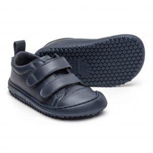 Zapato Feroz Barfußschuhe Moraira Rocker Azul Sohle