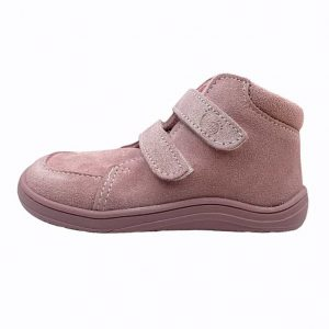 Baby Bare Shoes Barfußschuhe Febo Fall Pink Seite